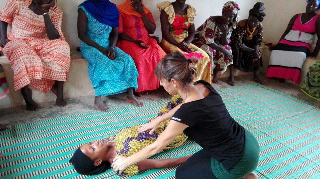 taller suelo pélvico Senegal